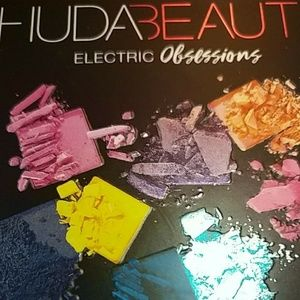Huda Beauty Makeup - Huda Beauty Electric Obsessions